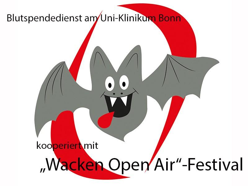 "Kooperation mit ""Wacken Open Air""-Festival:"
