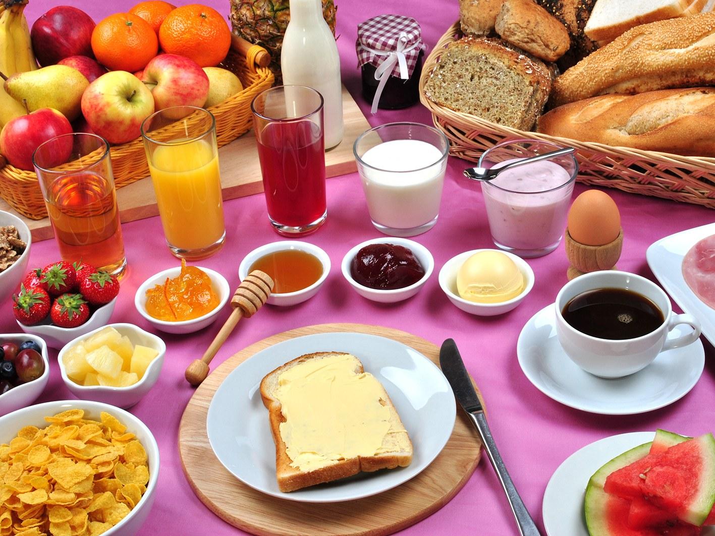 Wie ausgewogen ist ein typisches Frühstück?