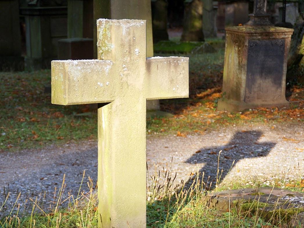 Friedhof: