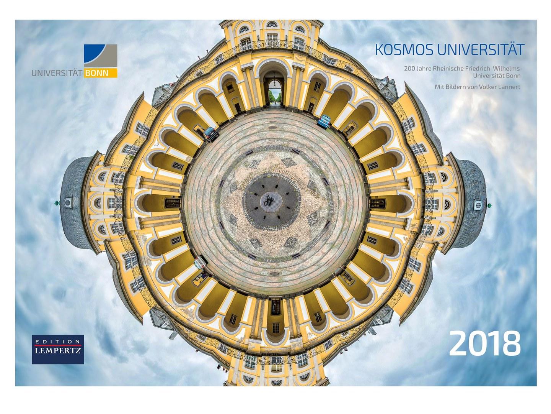 "Kalender ""Kosmos Universität"""
