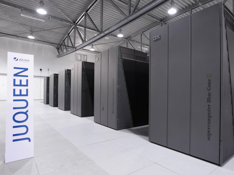 Der Supercomputer JUQUEEN