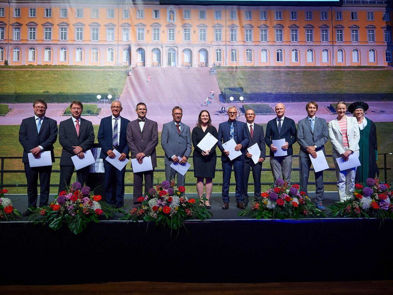 Verleihung der Lehrpreise 2017