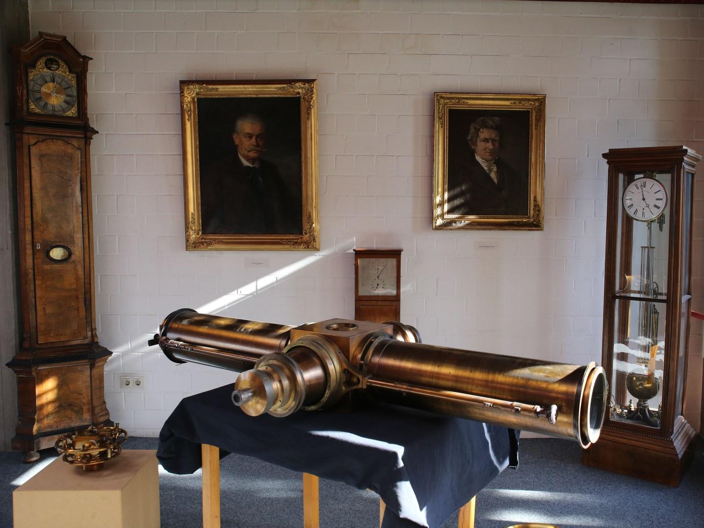 Argelanders Instrumente