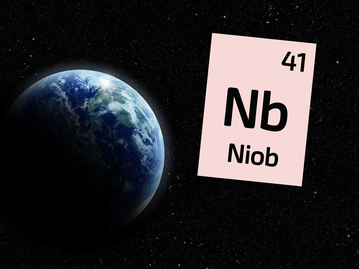 Geheimnis des fehlenden Niobs