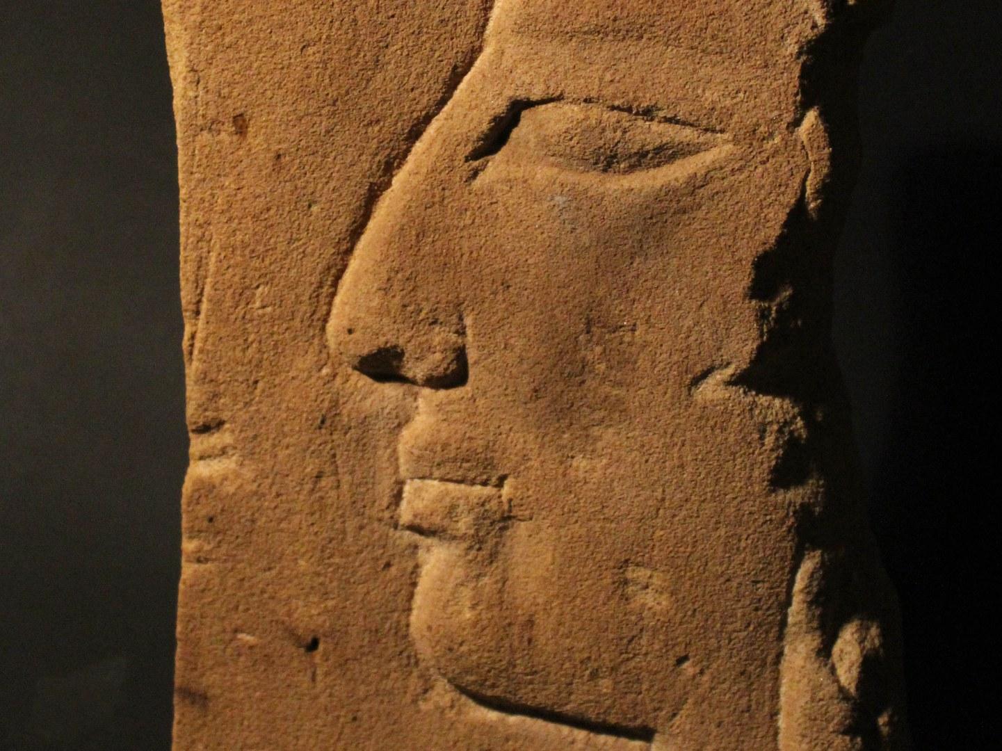 Kopf eines Hethiters