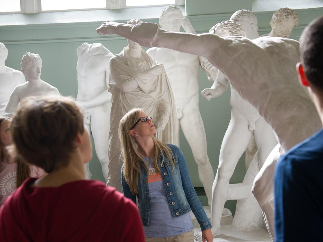 Saisonstart am Akademischem Kunstmuseum