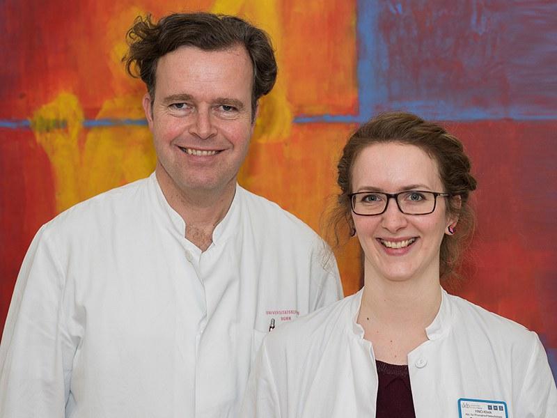 Patientenkolloquium des Uni-Klinikums Bonn am 15. Februar: