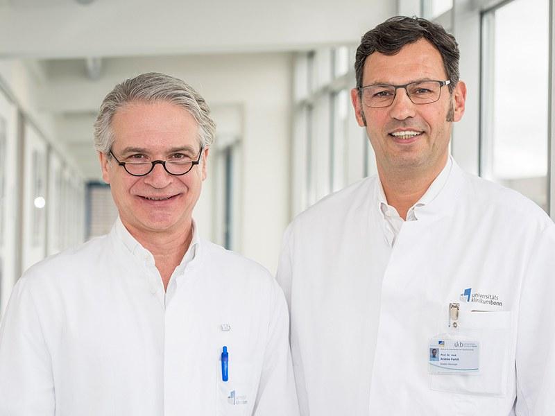 Patientenkolloquium des Uni-Klinikums Bonn am 17. Mai: