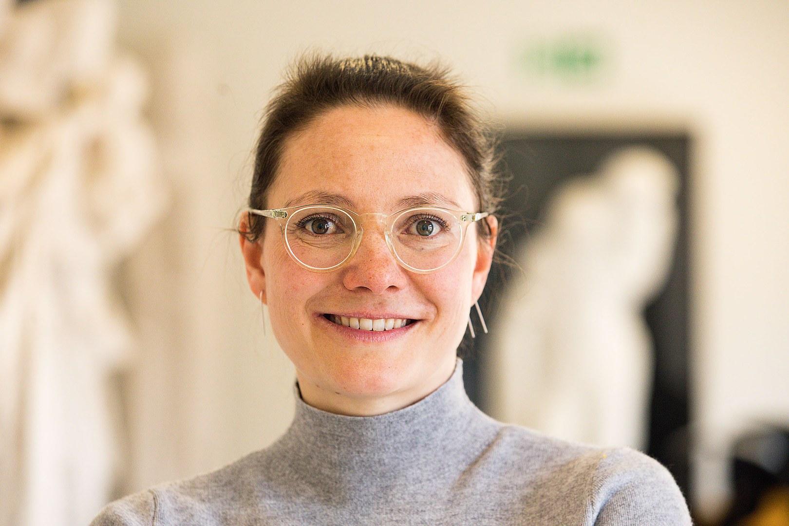 Jun.-Prof. Dr. des. Ulrike Saß