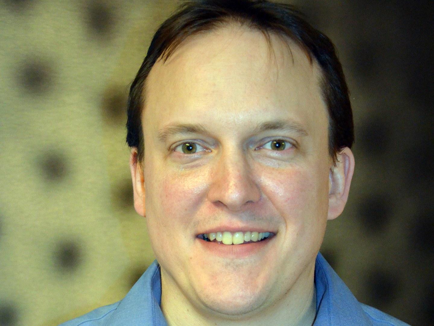 Der Physiker Prof. Dr. Martin Zwierlein
