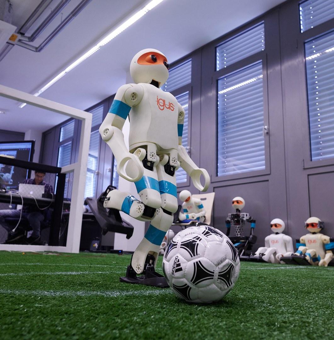 Fußballroboter: