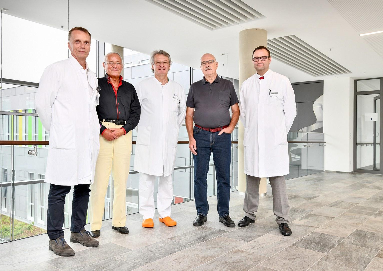 Deutschlandweite Premiere am Uni-Klinikum Bonn:
