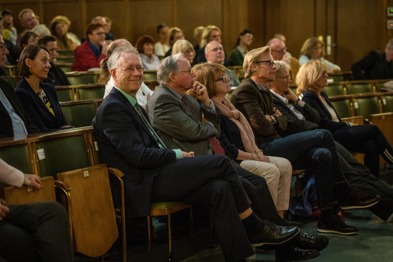 Rektor Prof. Dr. Dr. h.c. Michael Hoch