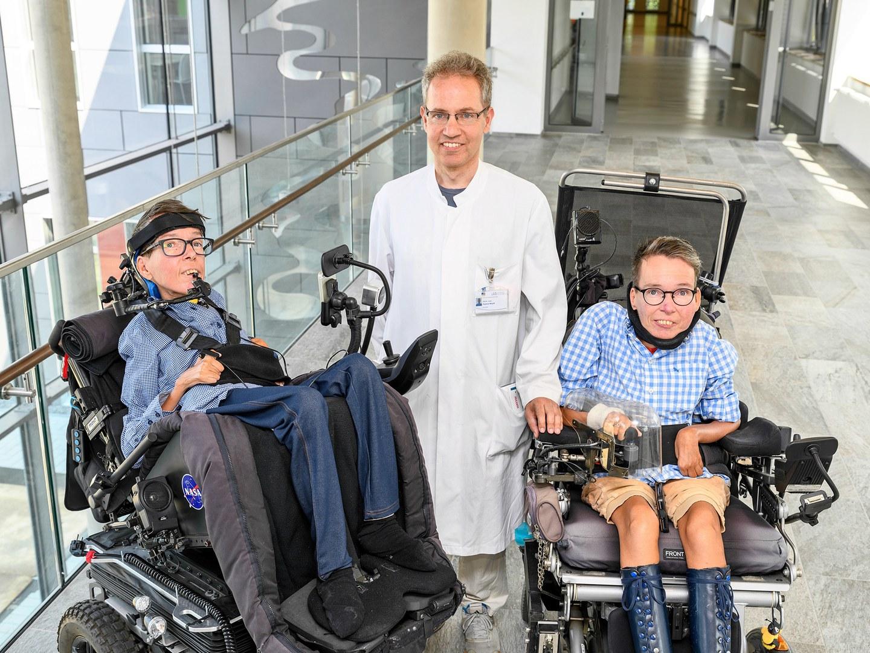 Erste spezifische Therapie gegen Spinale Muskelatrophie jetzt auch am Uni-Klinikum Bonn: