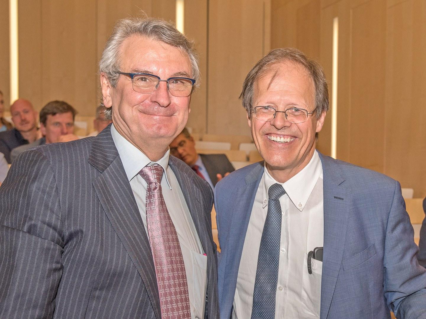 Langjähriger Chef-Radiologe tritt in den Ruhestand: