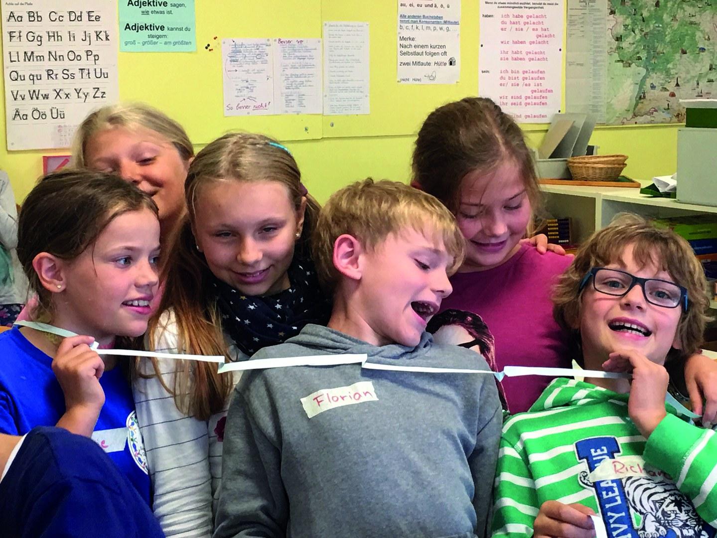 """Für Kinder wird genauso wie für Erwachsene beim """"Aktionstag Mathematik"""""""