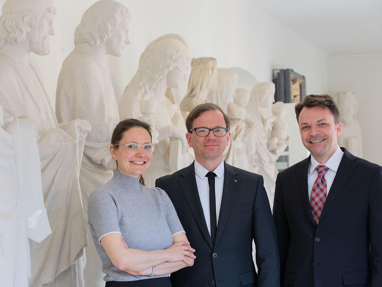 Drei neue Professuren für Provenienzforschung sowie Kunst- und Kulturgutschutzrecht: