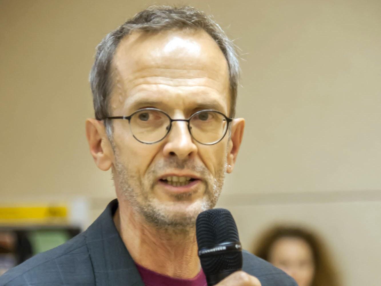 Prof. Dr. Nikolaus Froitzheim