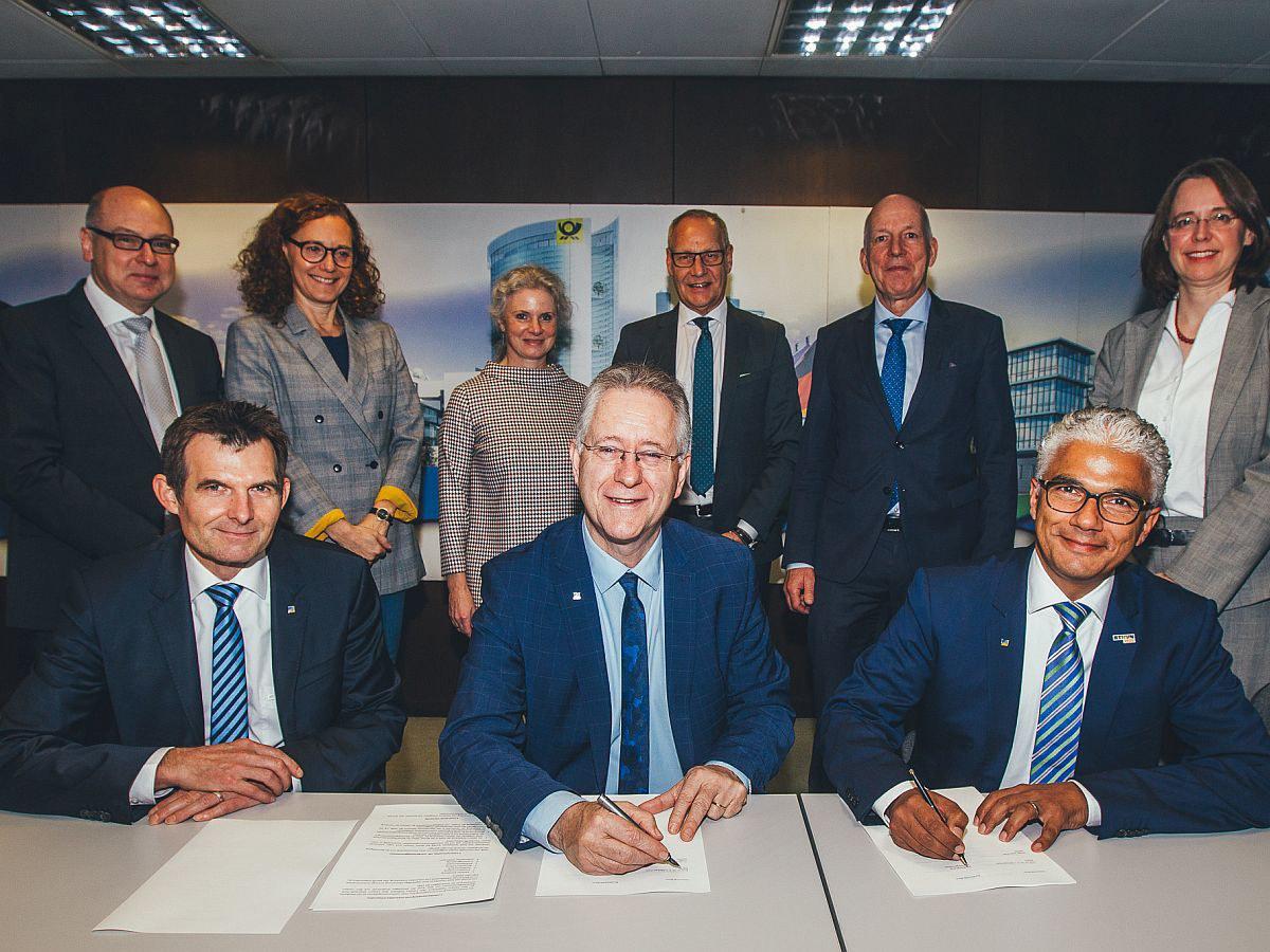 Kooperation zwischen Universität und Stadt