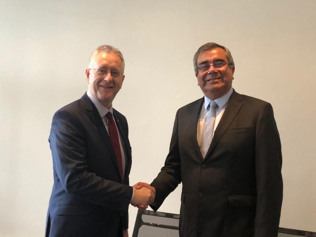 Abkommen mit Chile