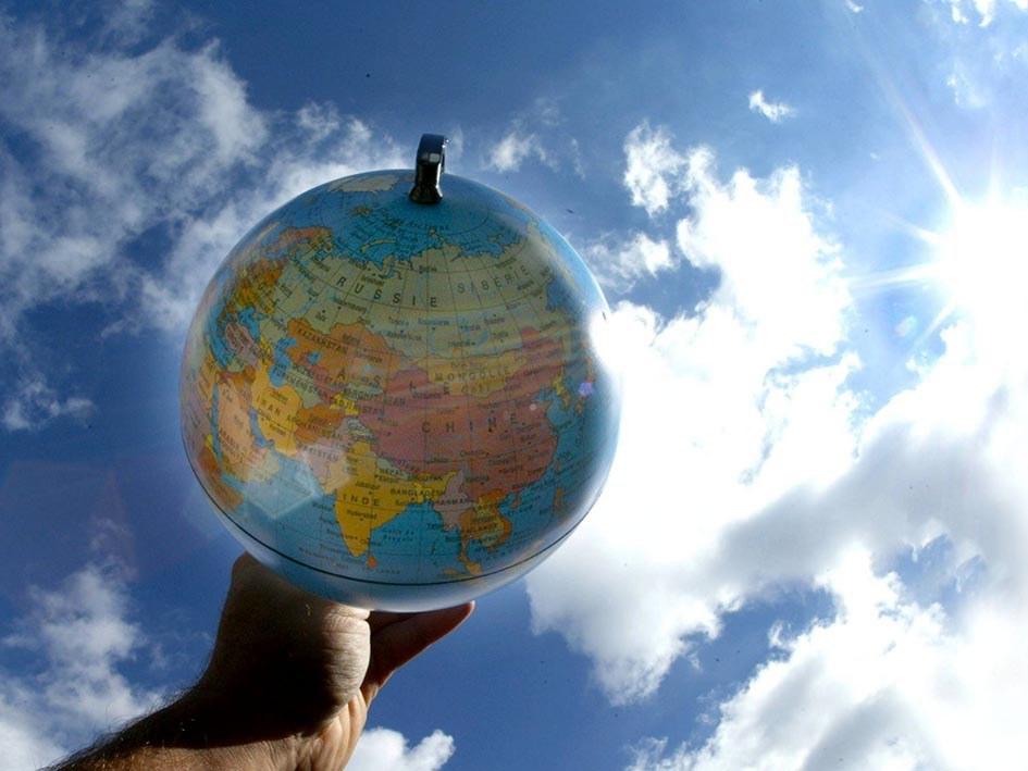 Globale und lokale Klimaentwicklung: