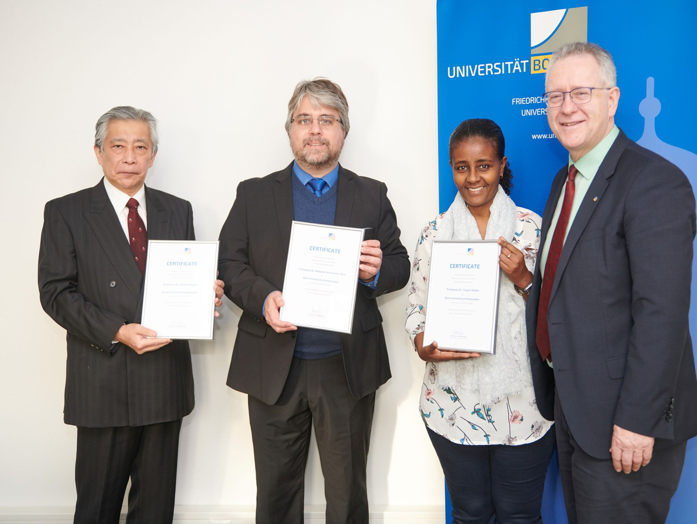 Bonn University Ambassadors