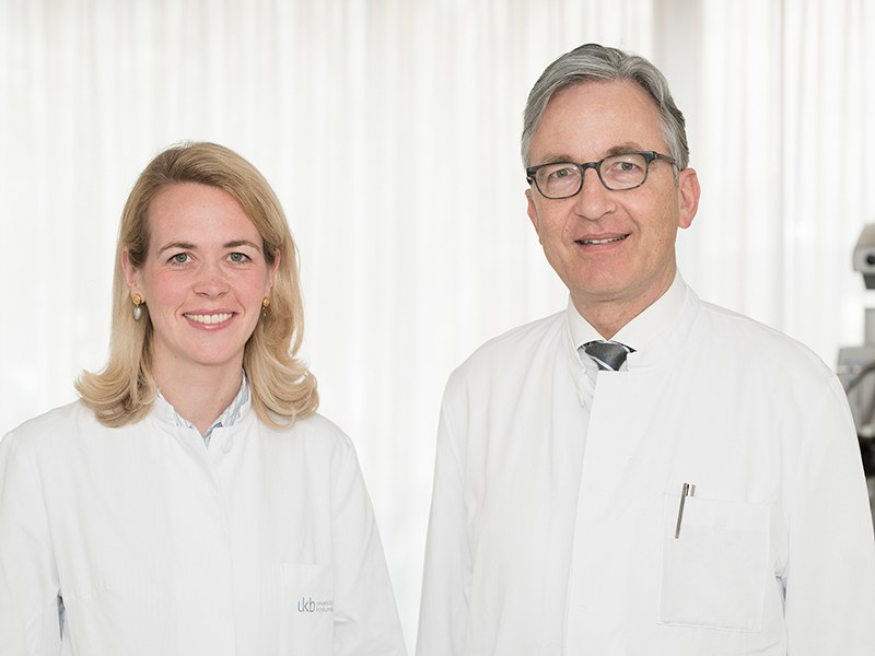 Patientenkolloquium des Universitätsklinikums Bonn am 11. April: