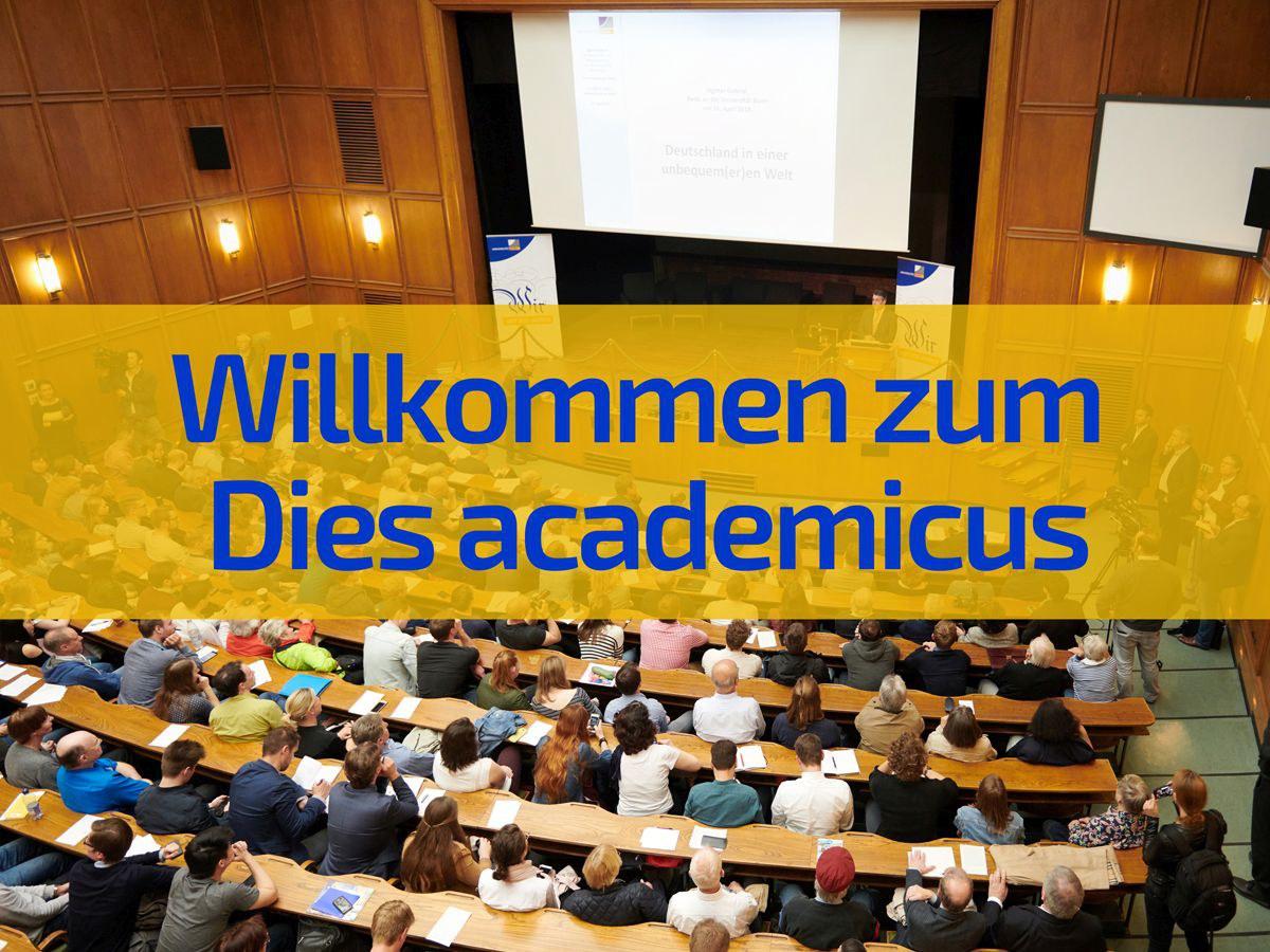 Dies academicus Mai 2019