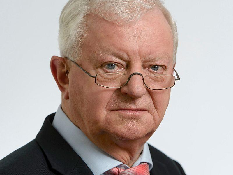 Ehrendoktortitel für DRK-Ehrenpräsident