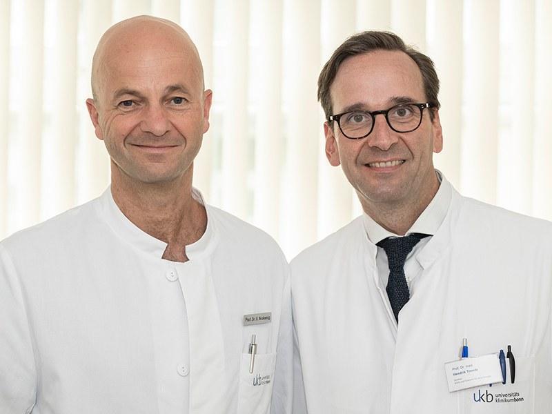 Patientenkolloquium des Universitätsklinikums Bonn am 11. Juli: