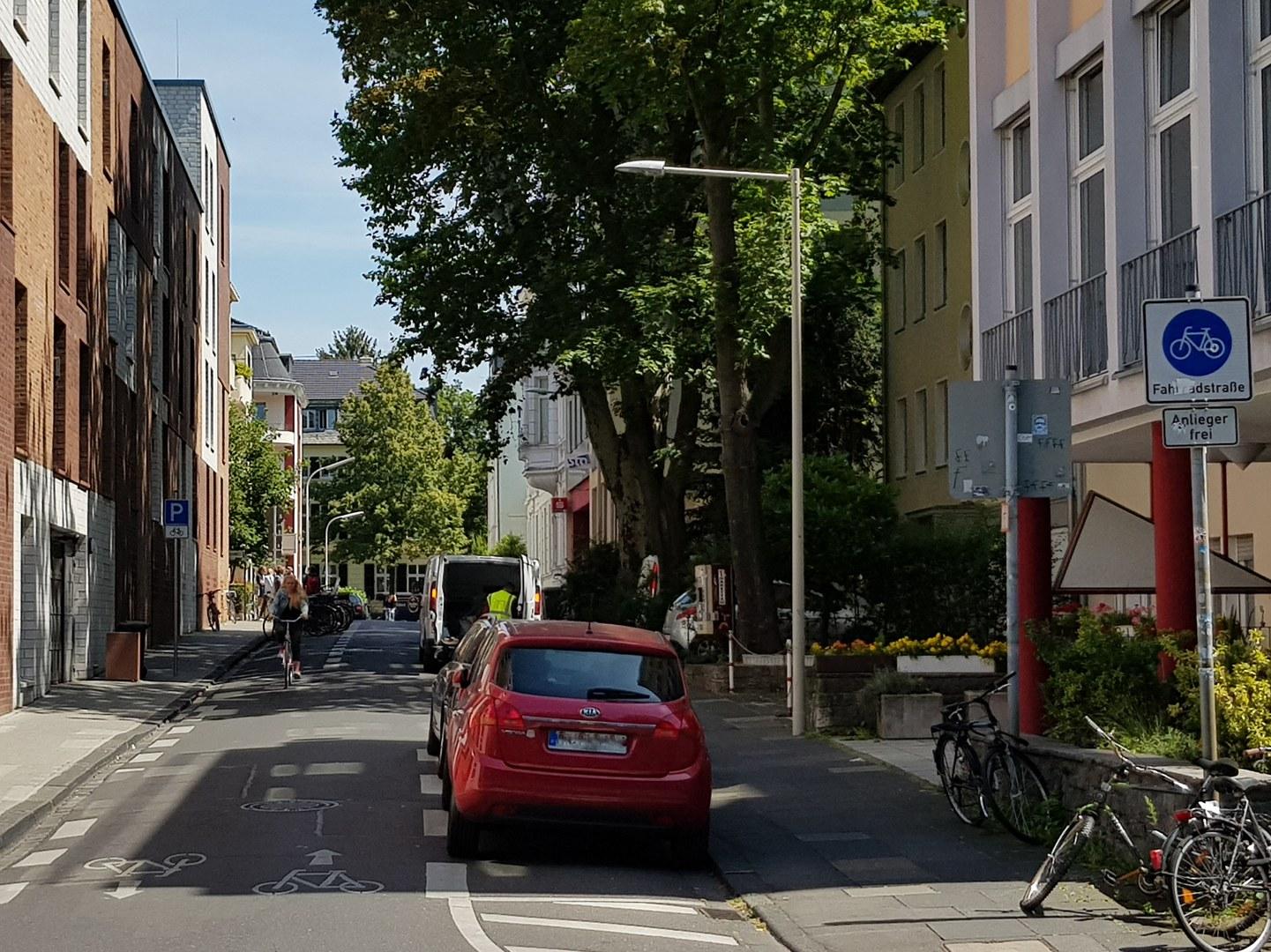 Die Nassestraße