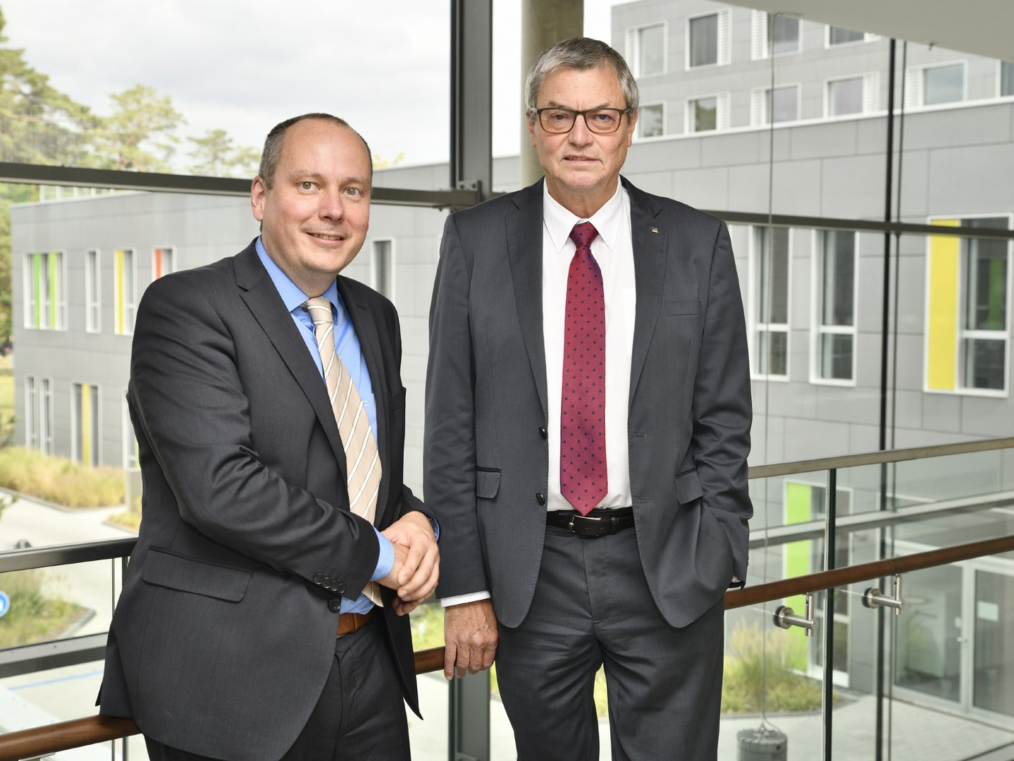Neuer Dekan der Medizinischen Fakultät der Universität Bonn: