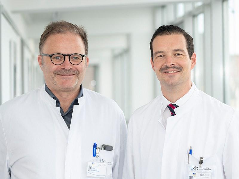 Patientenkolloquium des Universitätsklinikums Bonn am 12. Dezember: