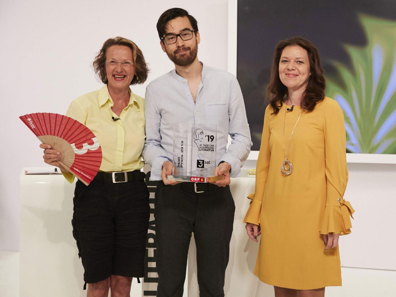 3sat-Preis für Bonner Germanist Yannic Han Biao Federer