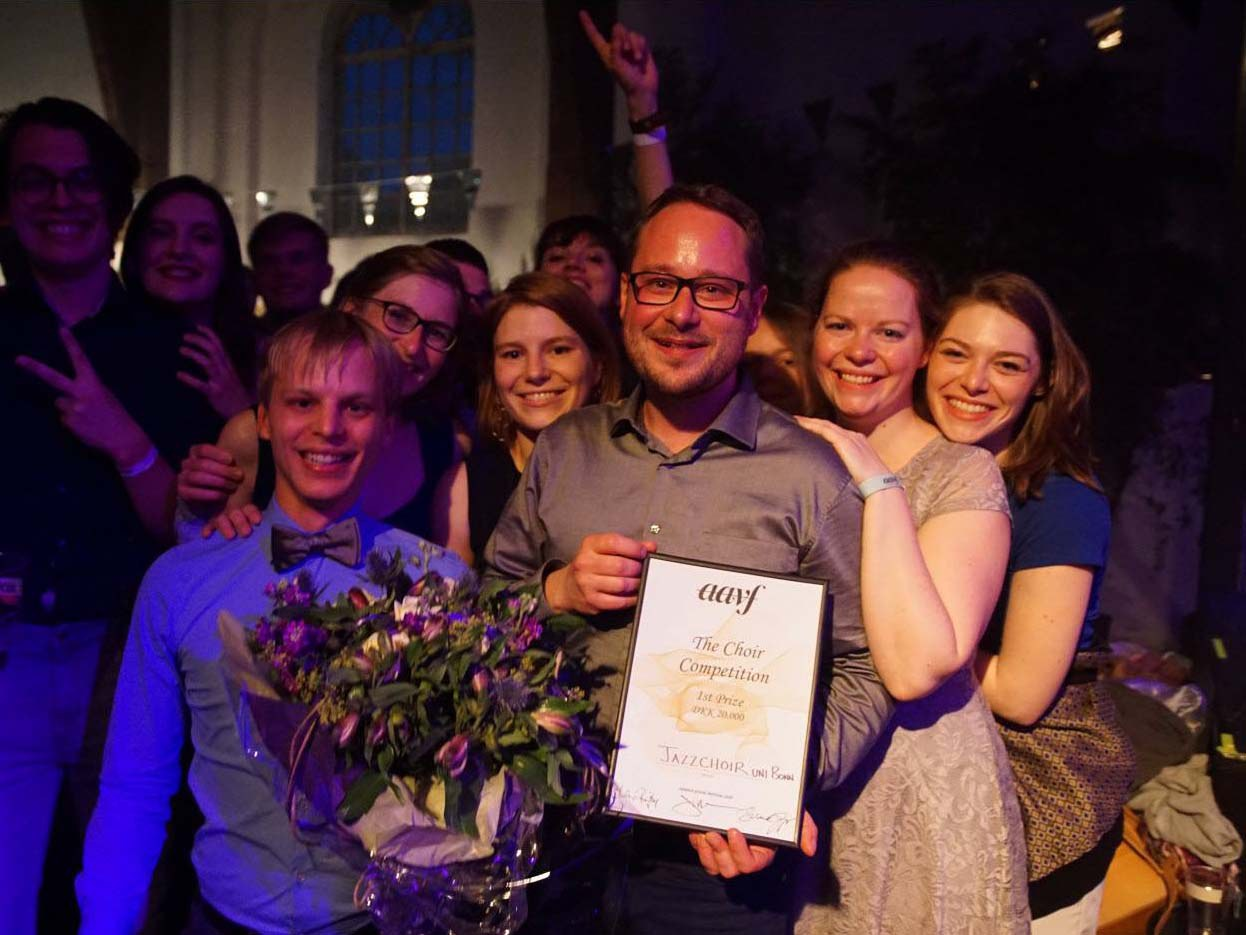 Die Besten beim Aarhus Vokalfestival