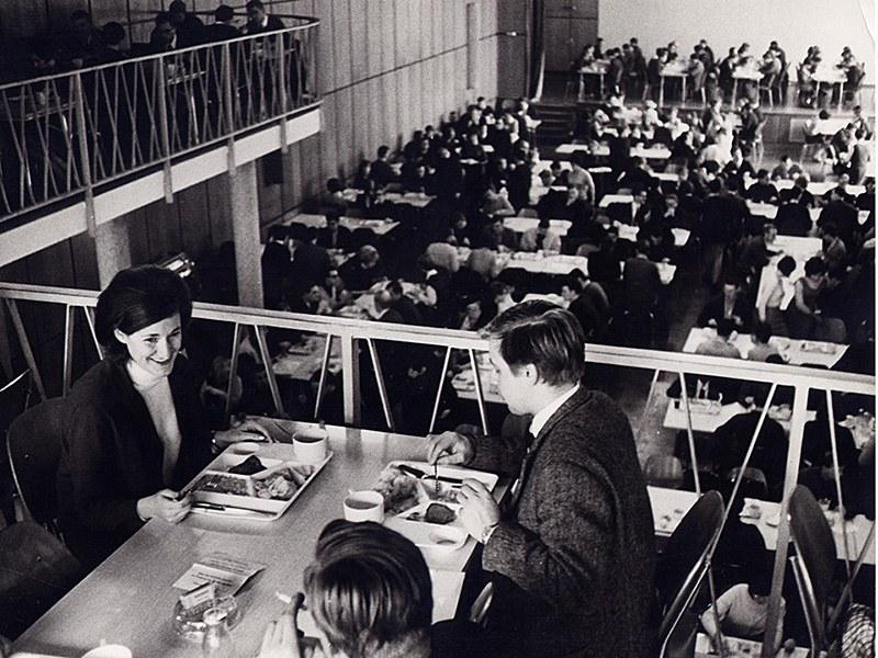 Mensaaktion: Bönnsche Küche der Nachkriegszeit