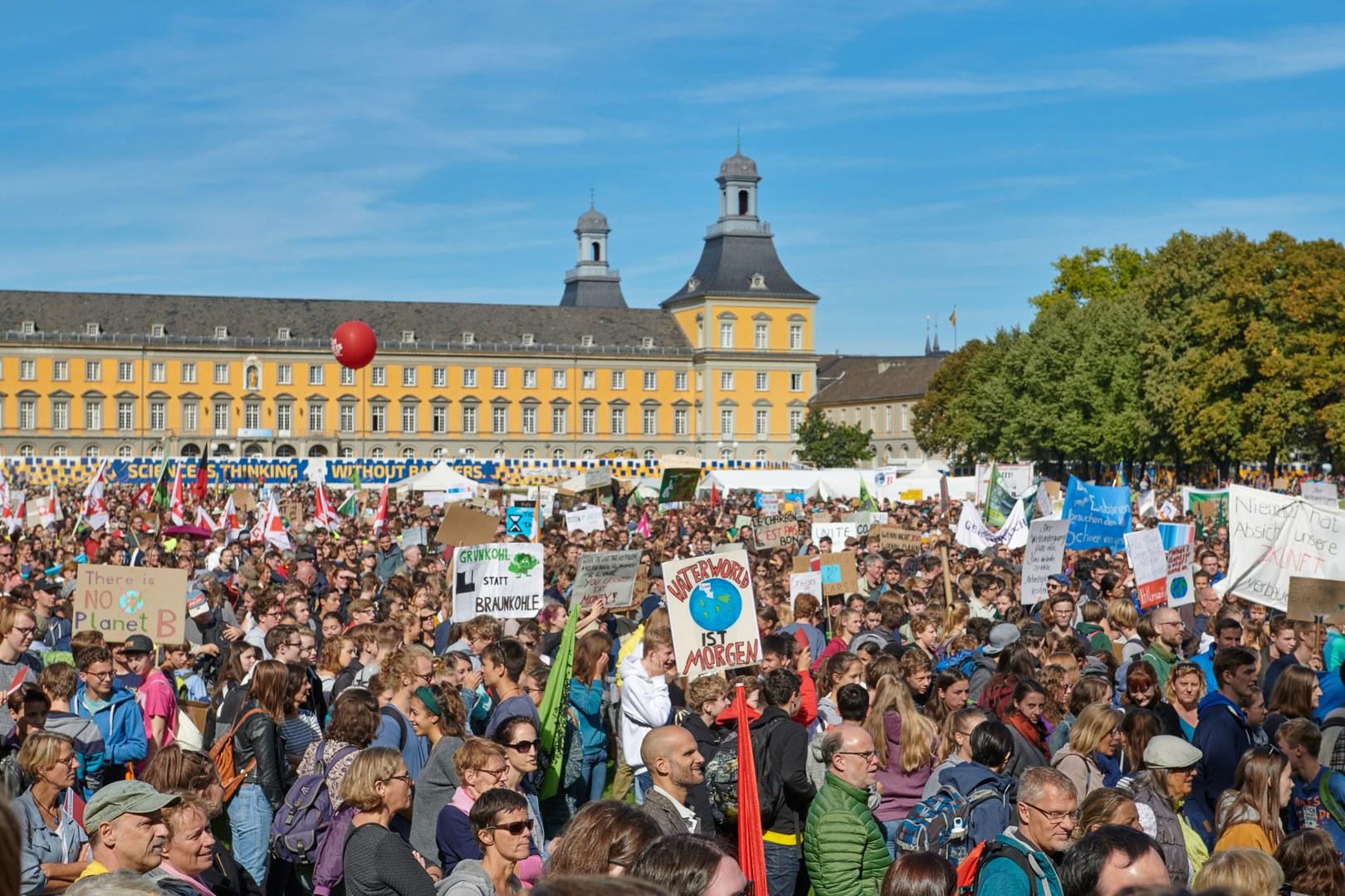 Klimademo Bonn 3