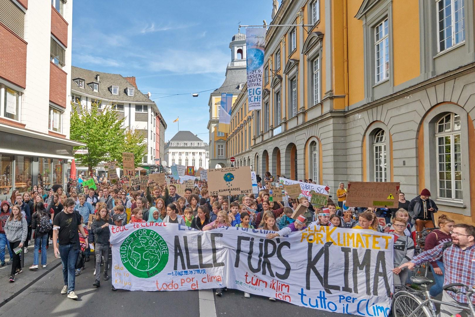 Klimademo Bonn 4