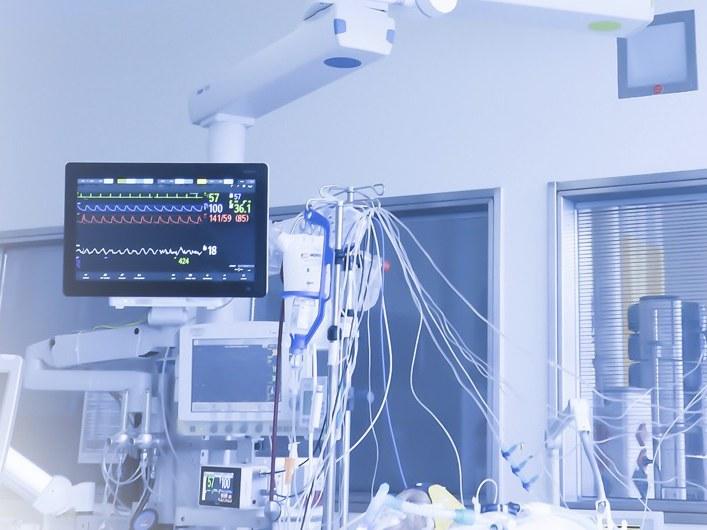 Medically induced coma