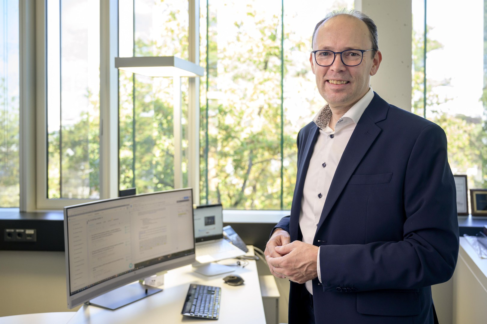 Prof. Joachim Schultze,
