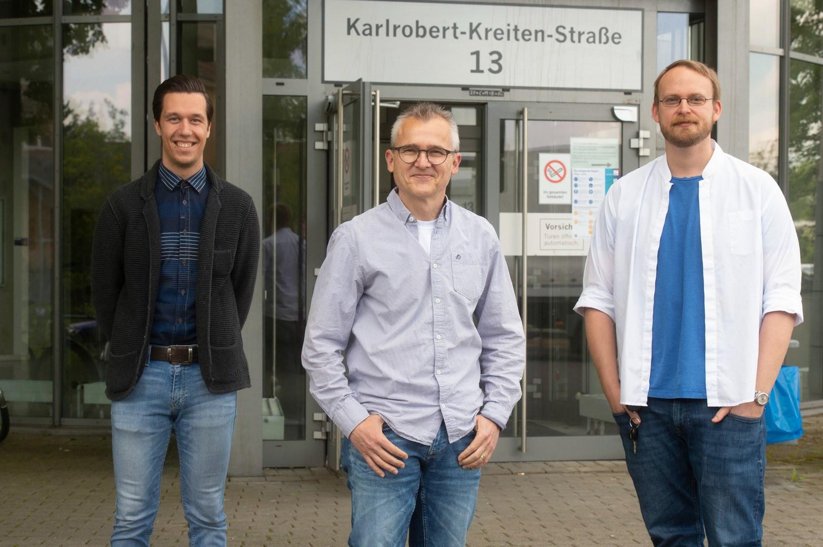 The Bonn research team