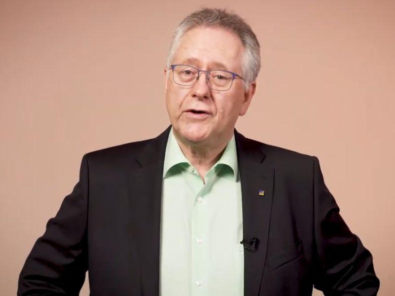 Rector Prof. Michael Hoch