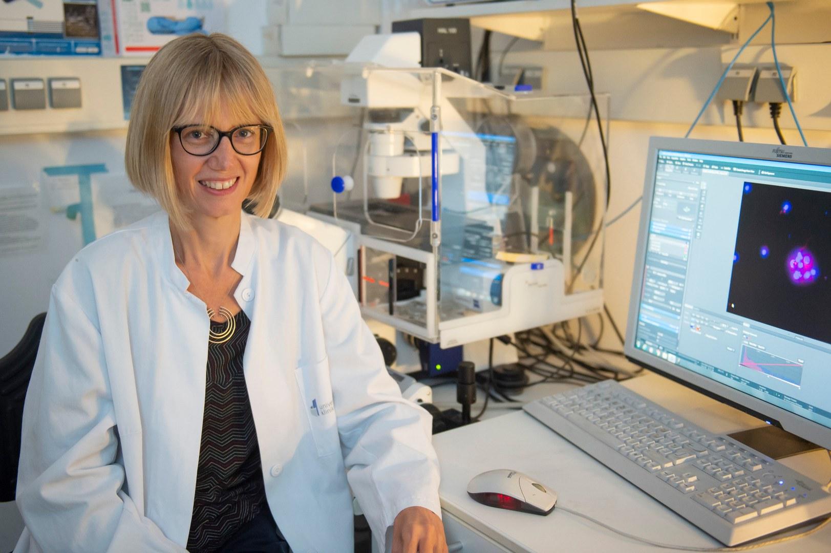Prof. Dr. Sandra Blaess
