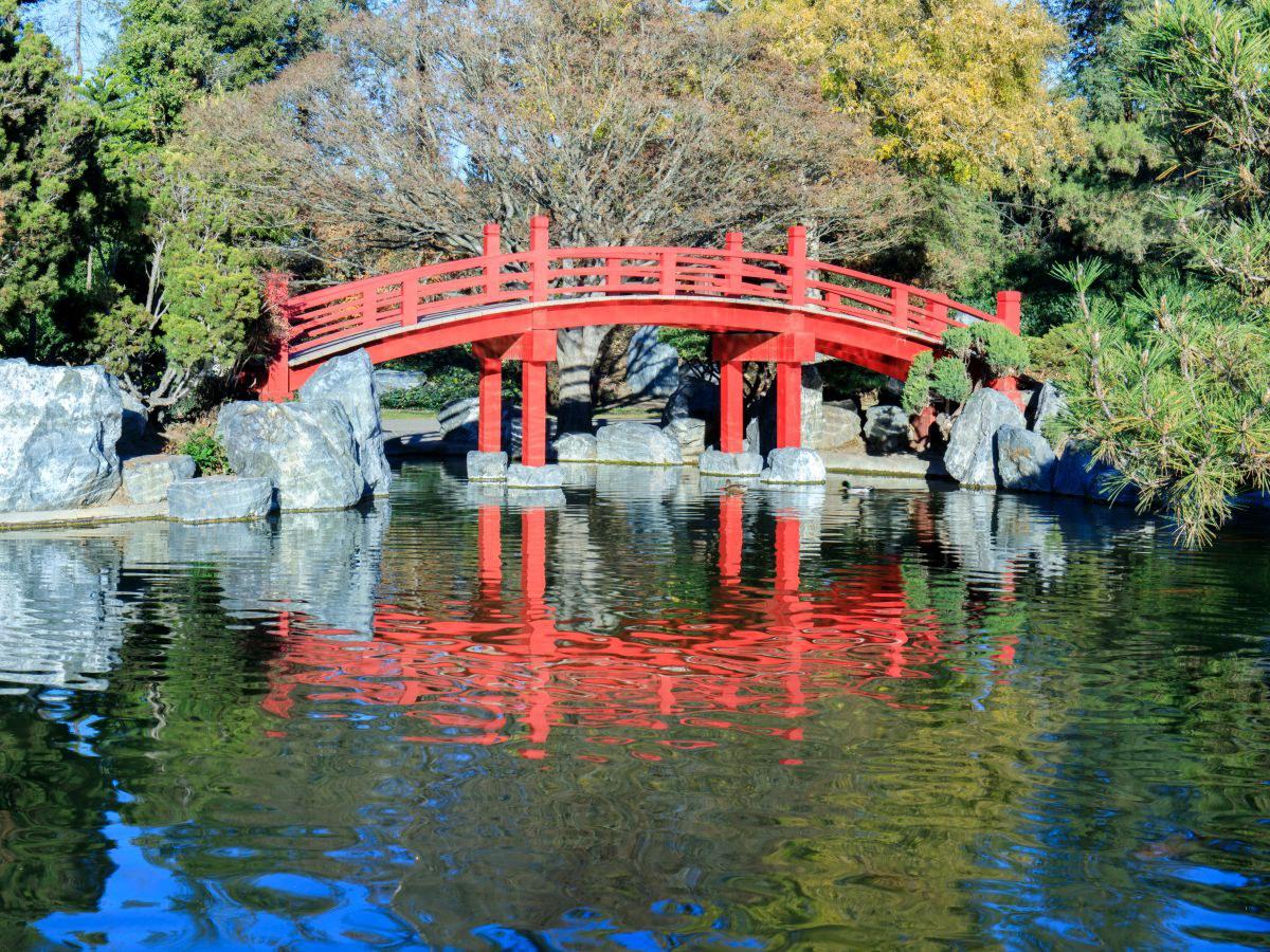 Bridge to the Far East