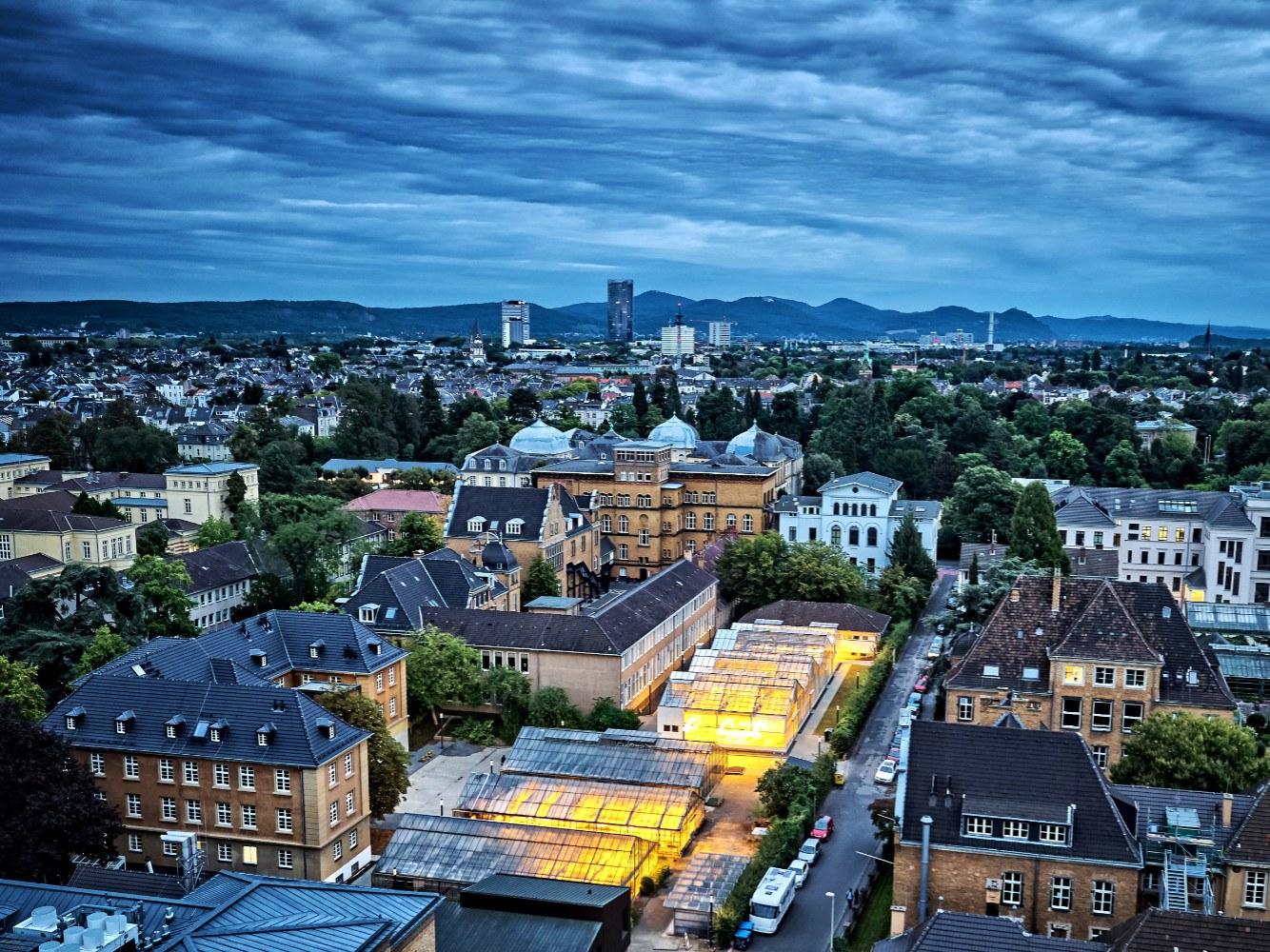 View over Bonn