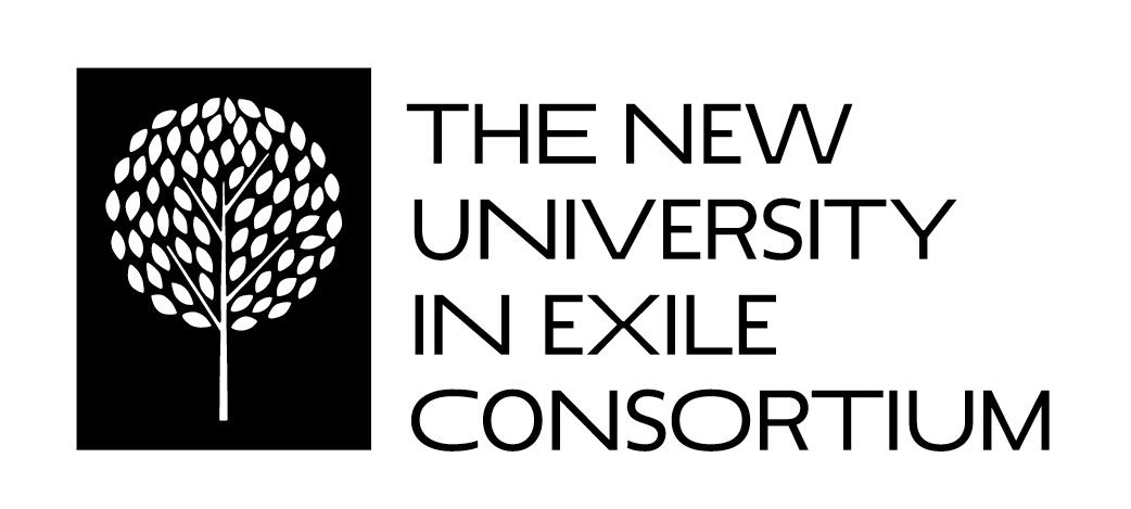 The New University in Exile Consortium - Logo