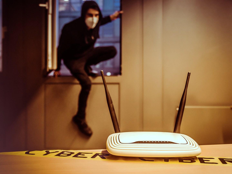Burglars beware!
