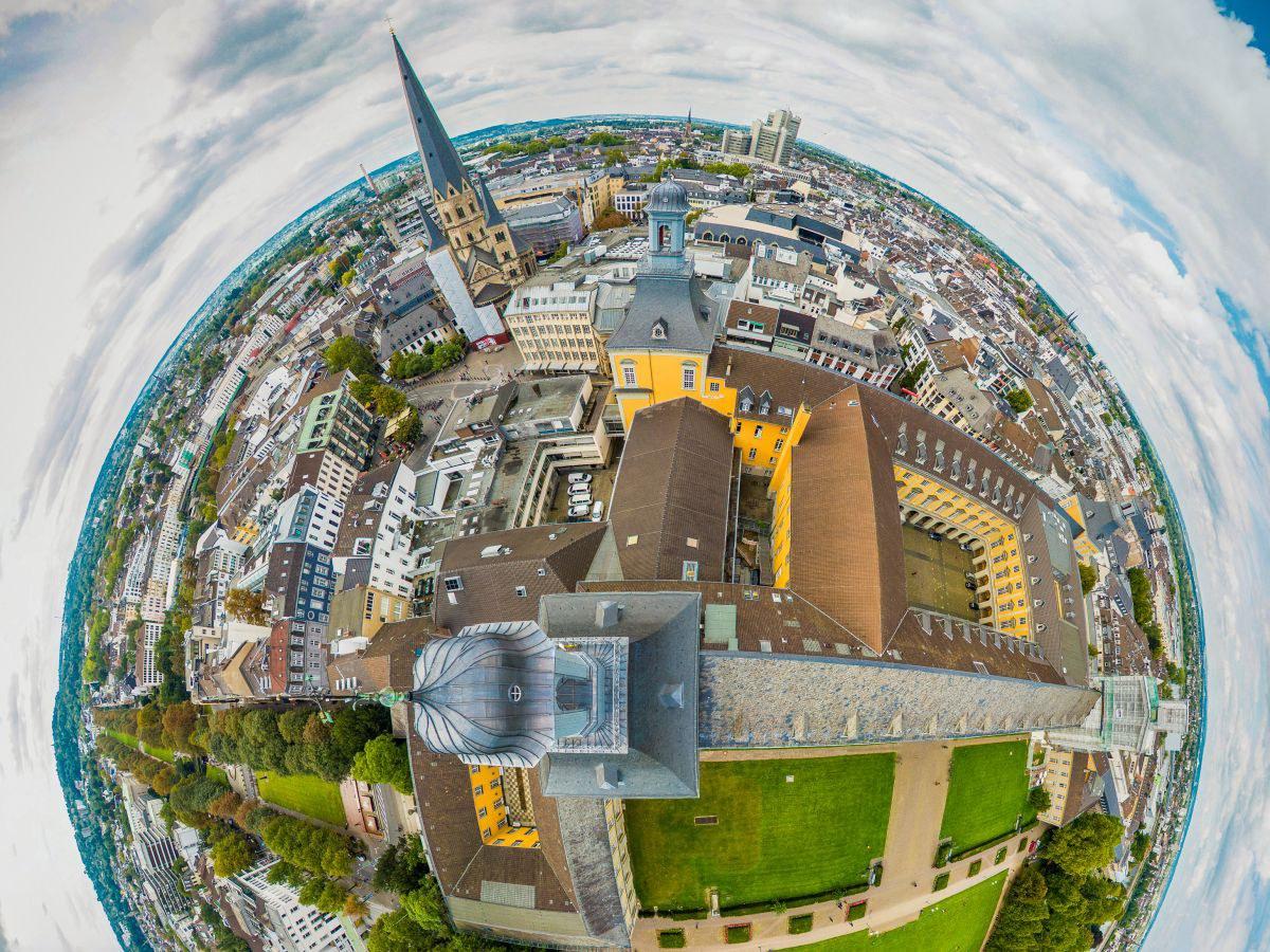 Global impact: University of Bonn