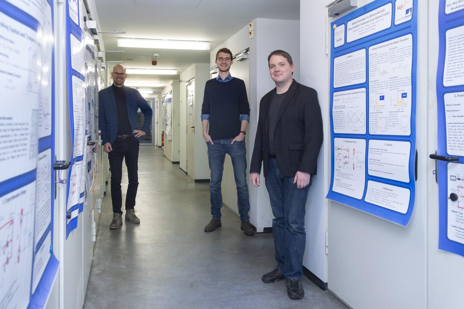 Midel Photonics founders