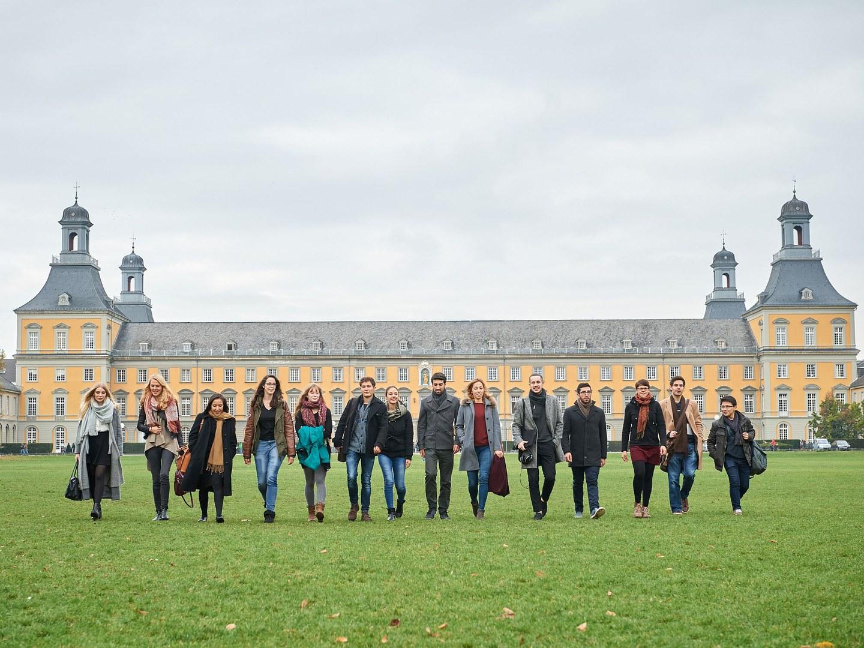 Main building of the University of Bonn